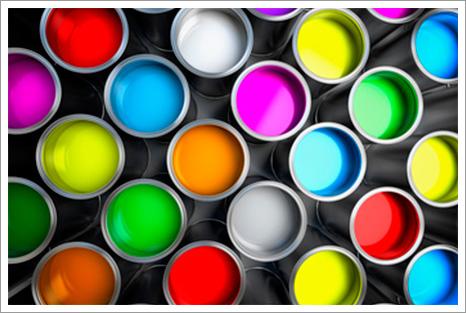 Soluciones químicas para la industria de Pinturas y Barnices